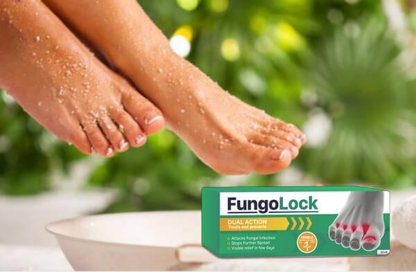fungolock, piedi