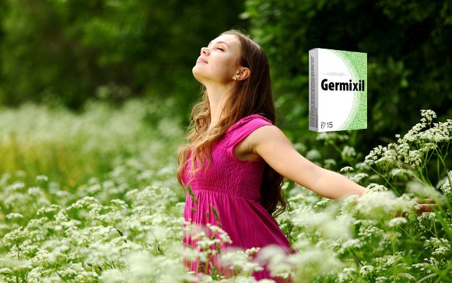 Germixil: Limpia el organismo y vuelve a estar bien