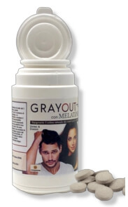 GrayOut con Melatine Capsule