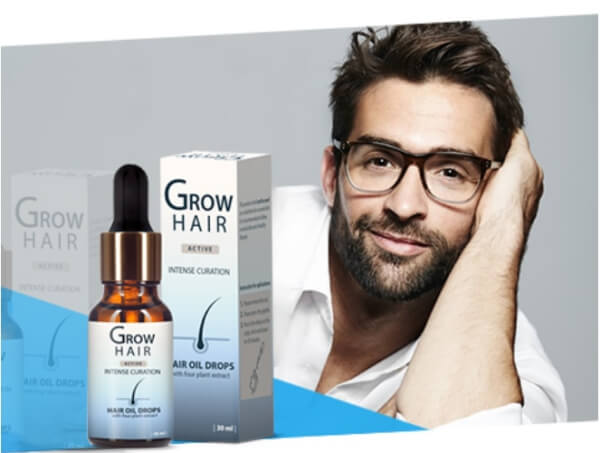 Grow Hair active olio Opiniones commenti