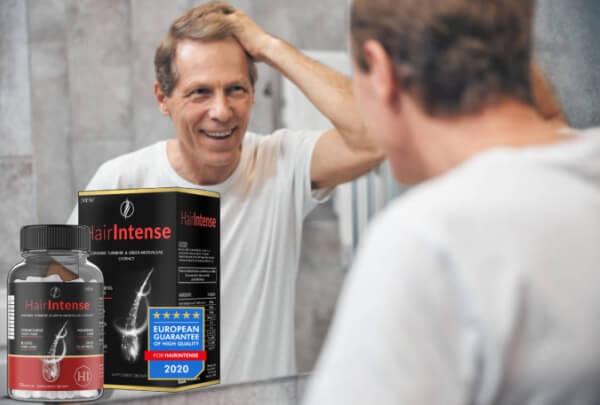 Efectos y ventajas HairIntense
