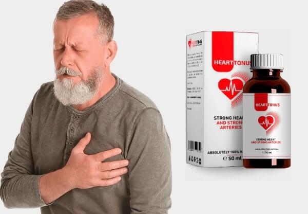 HeartTonus: ¡cuida tu corazón, naturalmente!