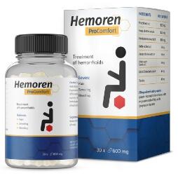 Hemoren ProComfort Capsule España