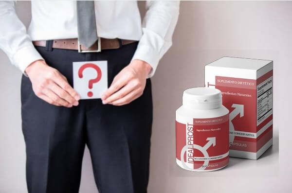 idealprost capsule prostata
