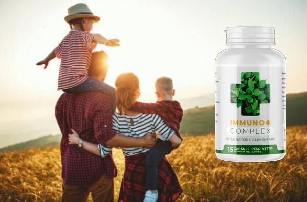 capsule, famiglia salute, sistema immunitario