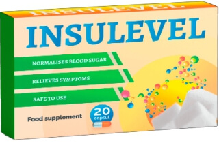 InsuLevel suplemento diabética 20 cápsulas España
