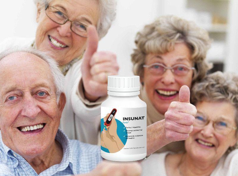 Insunat: mantenga la diabetes bajo control más fácilmente