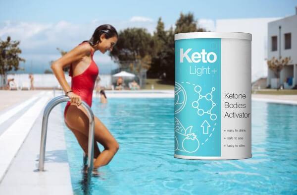 Keto Light +: ¡Pierda peso usando los principios de la dieta cetogénica!