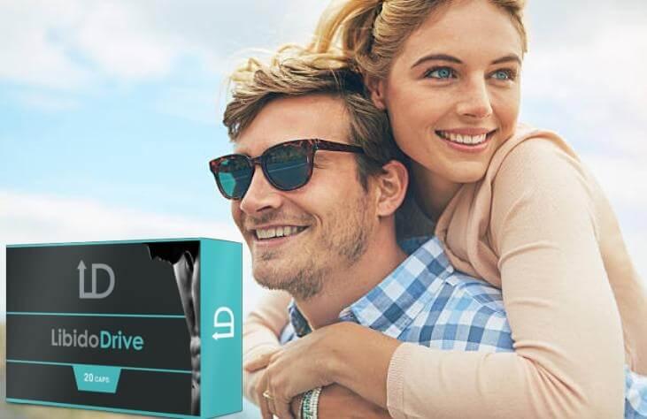 Cápsulas Libido Drive: Aumenta el tamaño, la libido y la resistencia. ¿Todo es verdad?