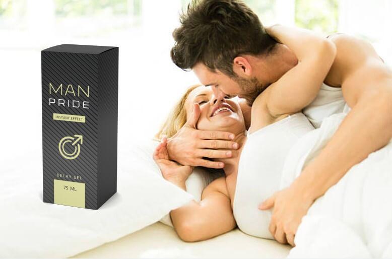 ¿Problemas en la cama? ¡El gel Man Pride es lo que necesitas!