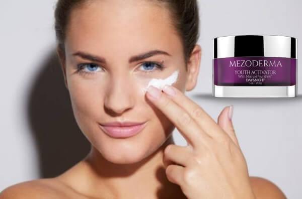 Mezoderma cream, donna