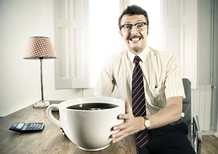 ¡Es un mundo alimentado con cafeína! Aumenta tu metabolismo