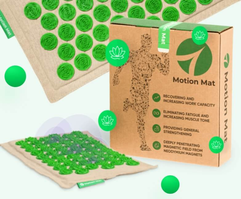 MotionMat materiali