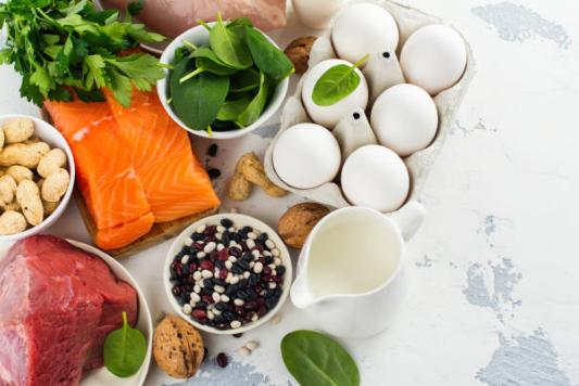 pesce, uova, dieta cheto