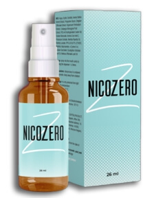 NicoZero Spray