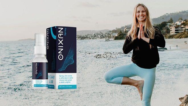 Onixan Spray: pies más sanos y bonitos naturalmente