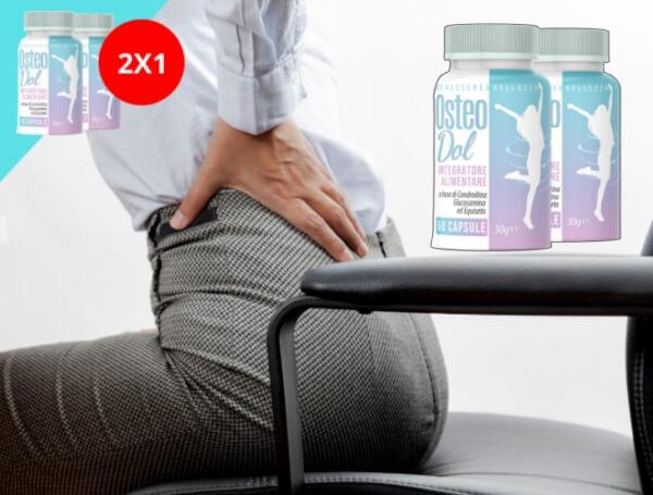 Suplemento natural OsteoDol para el dolor articular: ¿realmente funciona? Opiniones y revisión completa