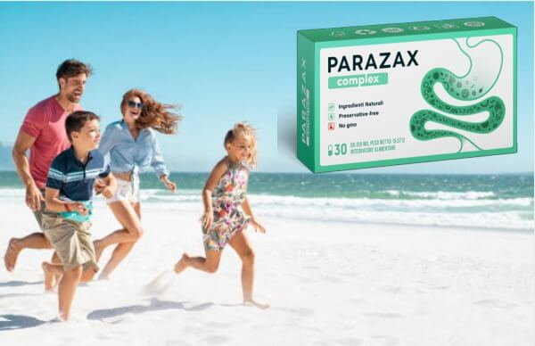 Parazax: limpia tu cuerpo de forma segura