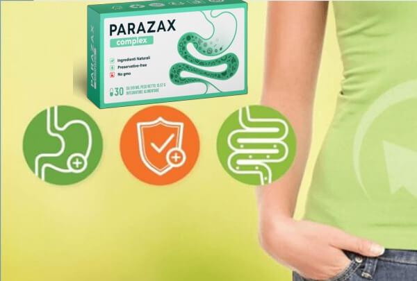 parazax, parassiti