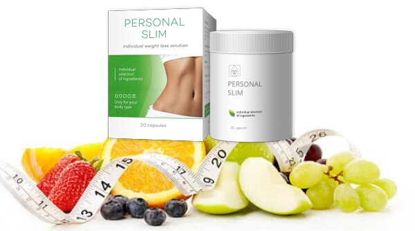 Personal Slim: ¡tu nuevo adelgazamiento natural!