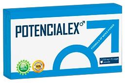 Potencialex capsule España potencia