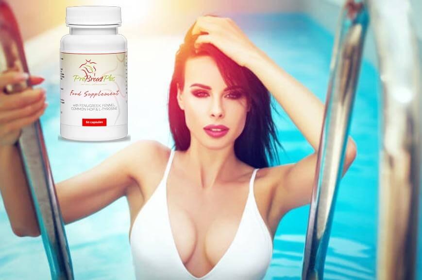 ¿Tus senos no te satisfacen? ¡ProBreast Plus, es el producto para ti!