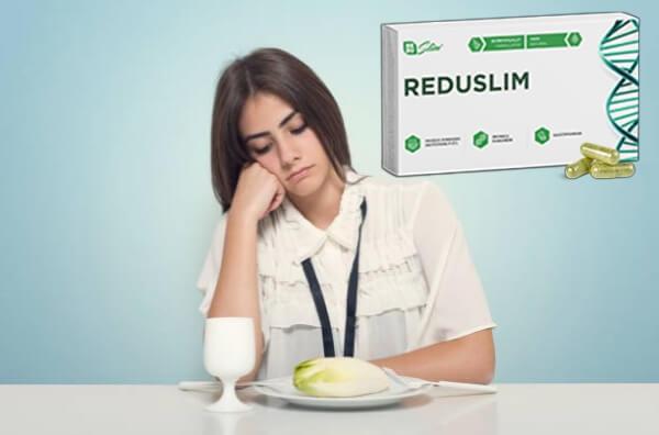 donna sulla dieta, reduslim