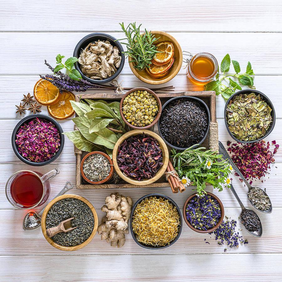 especias, aditivos,, anti-enfermedad útil