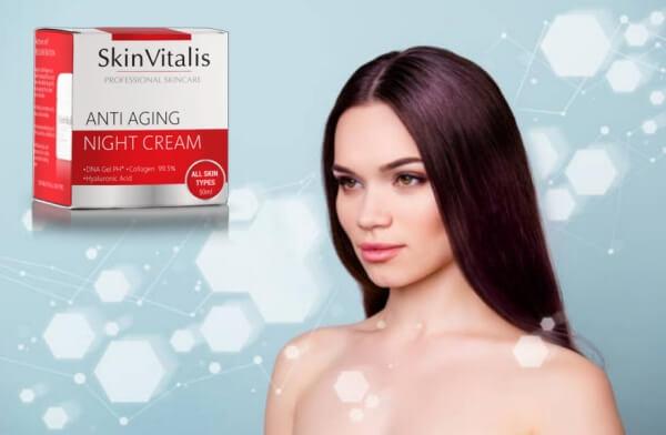 SkinVitalis, la mujer con la piel lisa