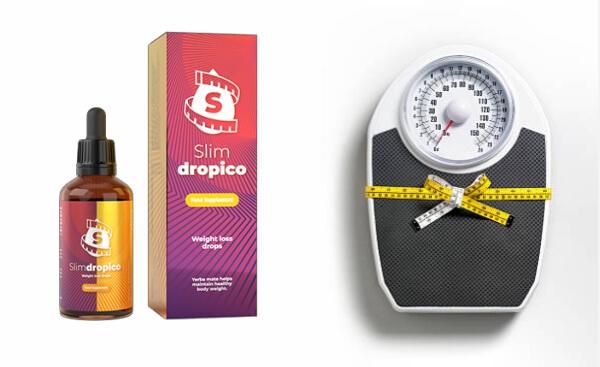 SlimDropico: ¡pierde peso más rápido con estas gotas naturales!