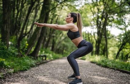 donna, esercizi
