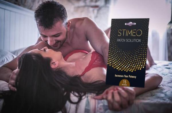 Stimeo Patch Solution, coppia, letto