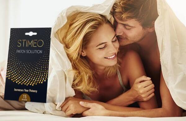 coppia felice a letto, Stimeo