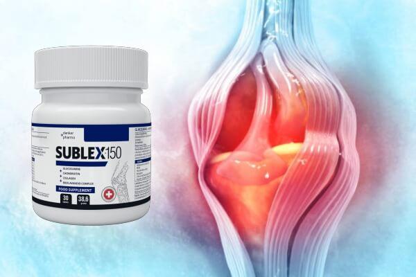 sublex-150 capsule, dolori articolari, crampi