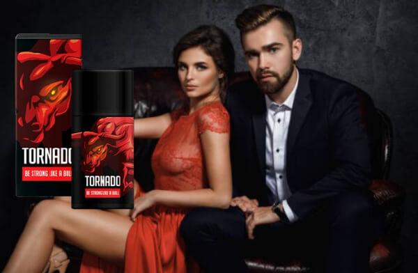 Tornado Gel Italia, el popular producto masculino